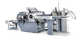 ZYHD490E Combi-Folding Machine(with electric control knife)